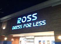 Ross Dresse for Less
